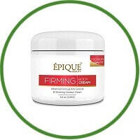Epique Beauty Cellulite Cream Firming Body Lotion